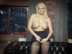 blondes, big boobs, vintage