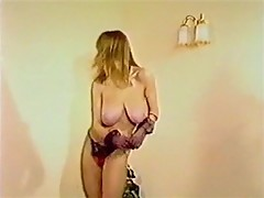 big boobs, vintage, striptease