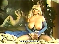 matures, big boobs, vintage