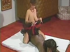 black and ebony,group sex,vintage
