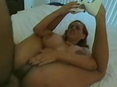 big tits, vintage, threesome