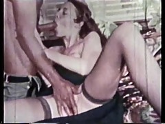 vintage, compilation, threesome