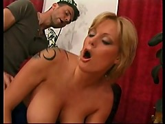 blowjobs, big boobs, blondes