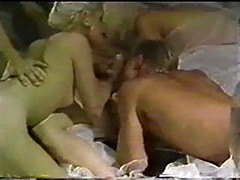 bisexuals, group sex, vintage
