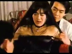asian, group sex, vintage